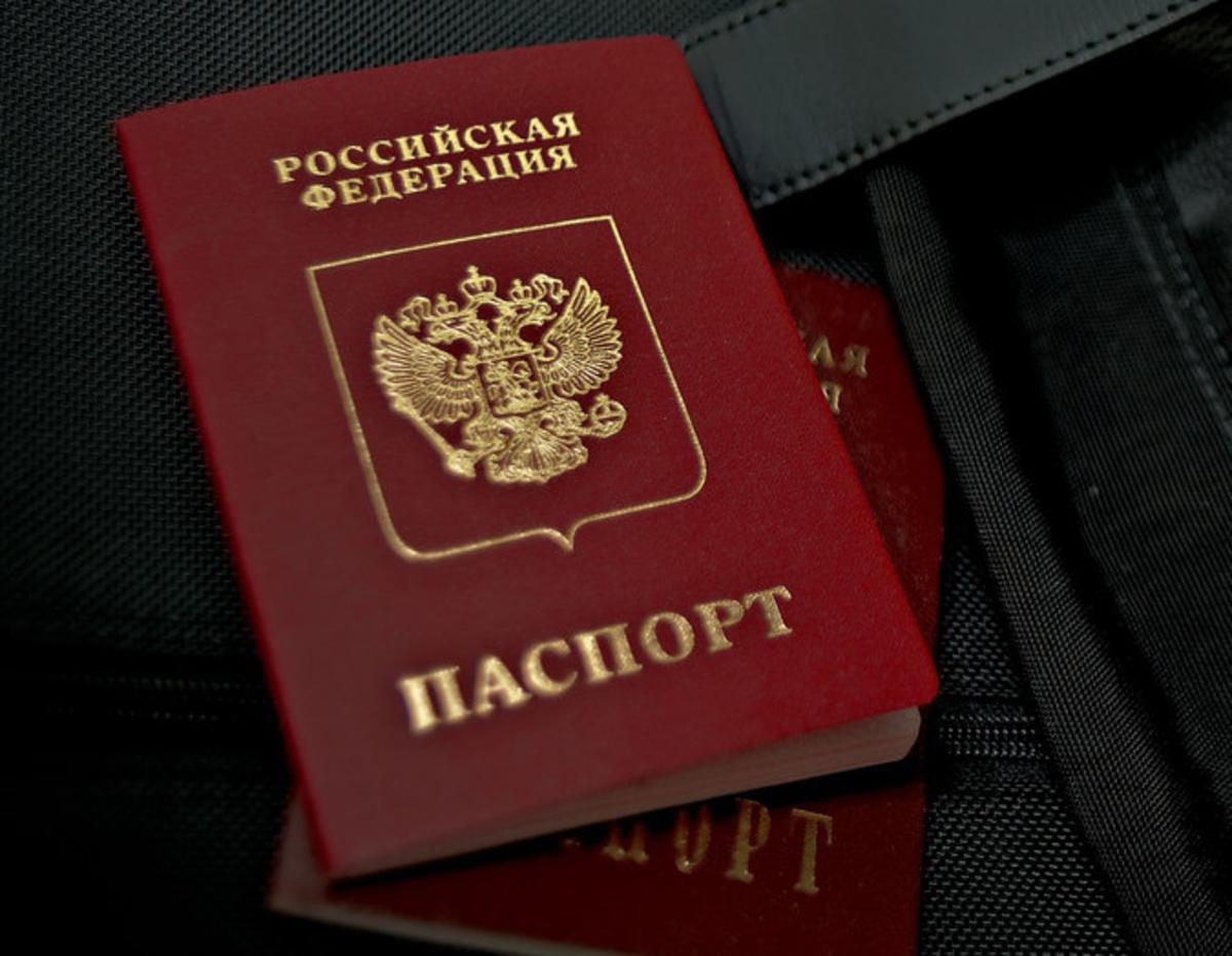 Картинки получение паспорта